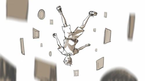 concepts frames-falling